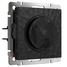 Диммер Встраиваемые механизмы Hammer черные W1242008